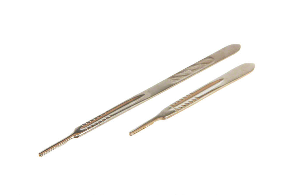 Surgical instruments (scalpel handles)