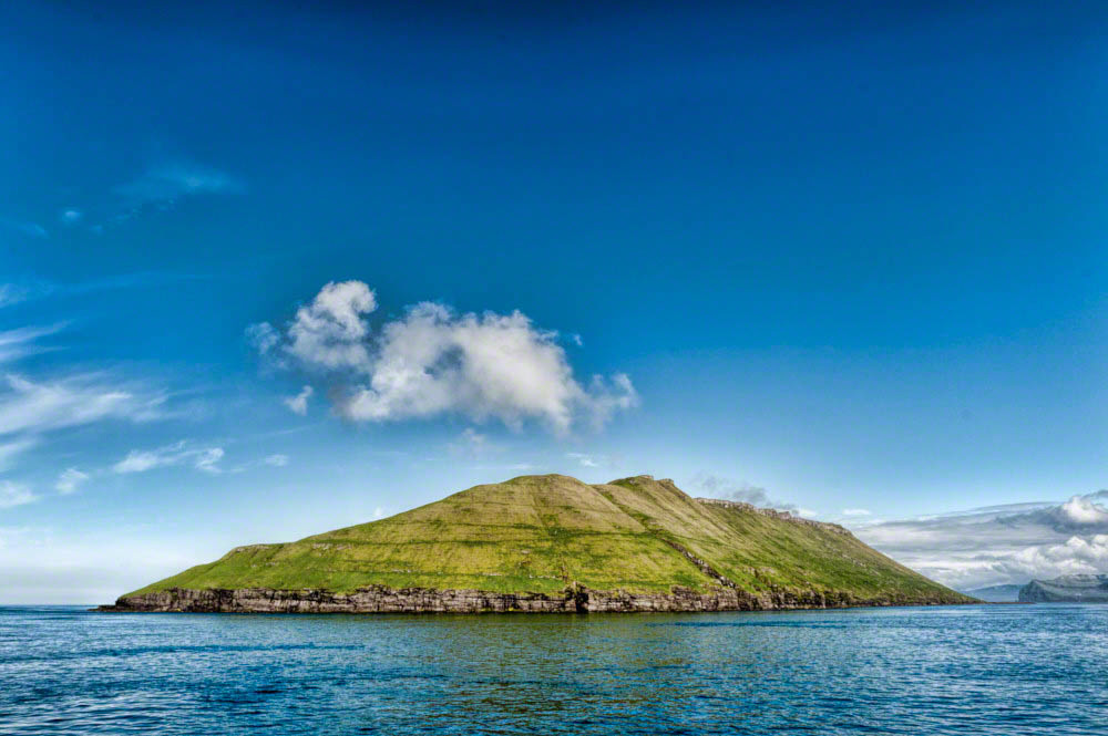 Heystur island