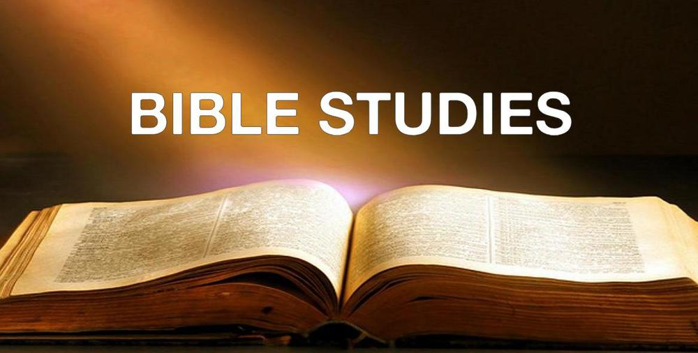 a study of different missions in the holy bible One of the best ways to study the bible is through inductive study the inductive method of bible study makes observations on a passage of scripture and draws conclusions based on those observations.