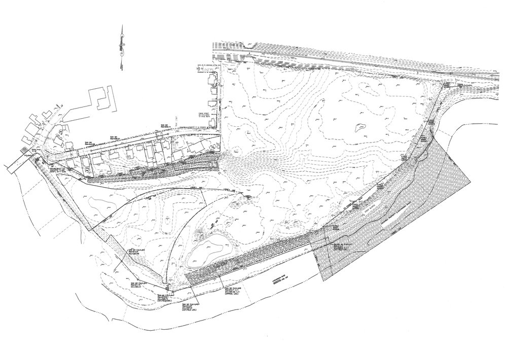 Howard and Forge Streets Old Forge - topo site plan.jpg