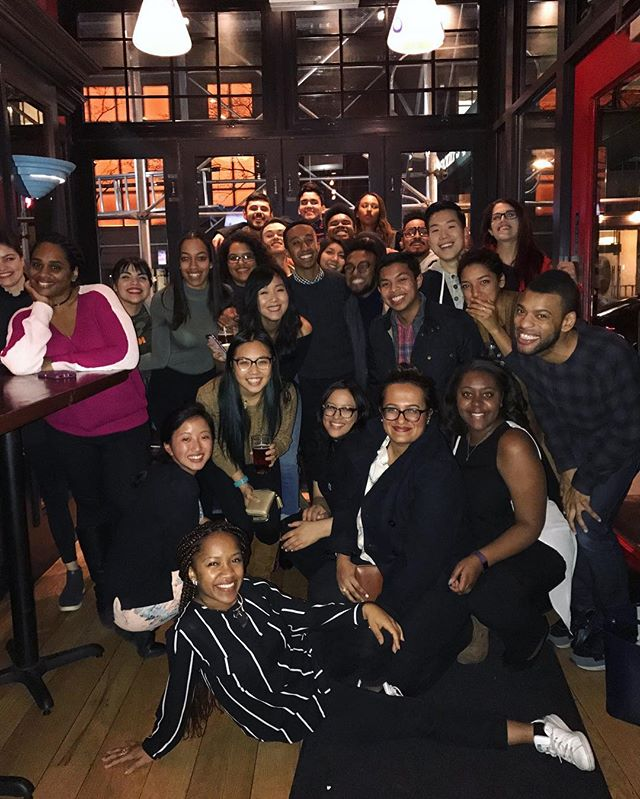 We loved meeting #MAIP2017 Fellows and catching up with MAIP Alumni last night who are in town for AAF's Most Promising Multicultural Student week. Congrats on your accomplishments! We look forward to see how much further you all will go. #MAIPmatters #spreadtheMAIP #diversity #advertisingagency #nyc