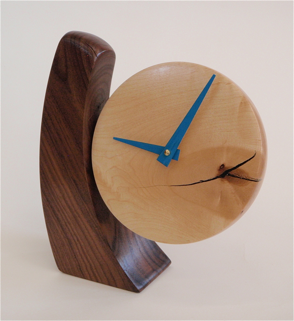 Adjustable desk clock 02