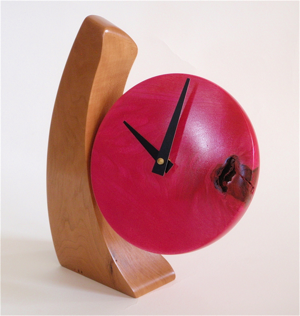 Adjustable desk clock 05