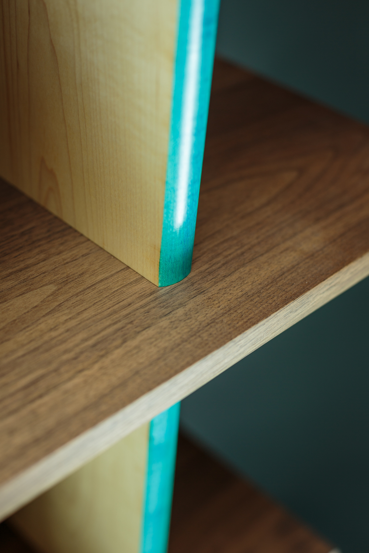 90 lb. bookshelf