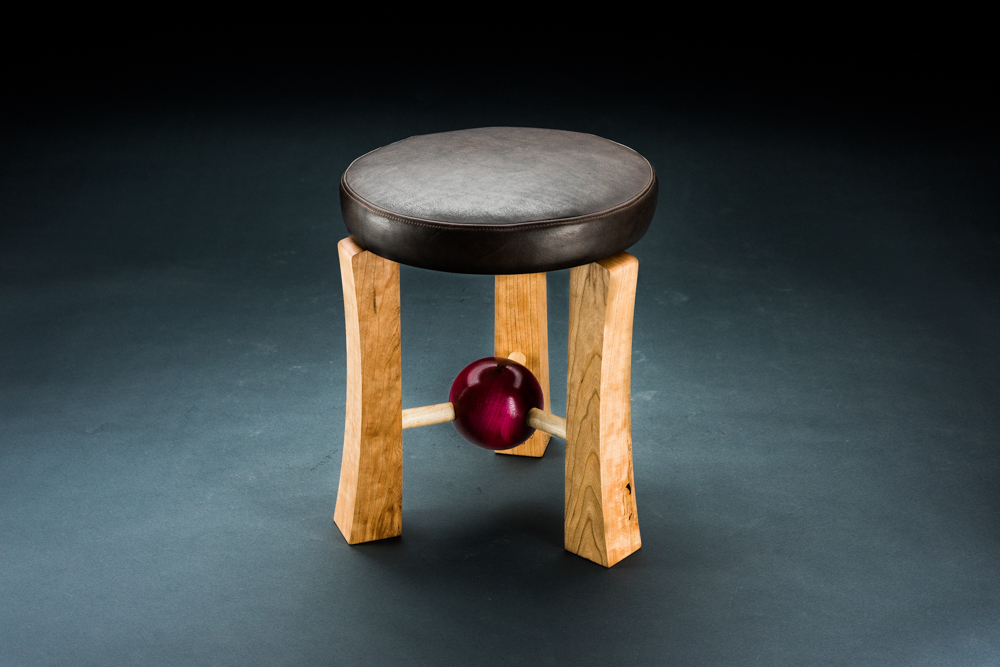 Low sphere stool