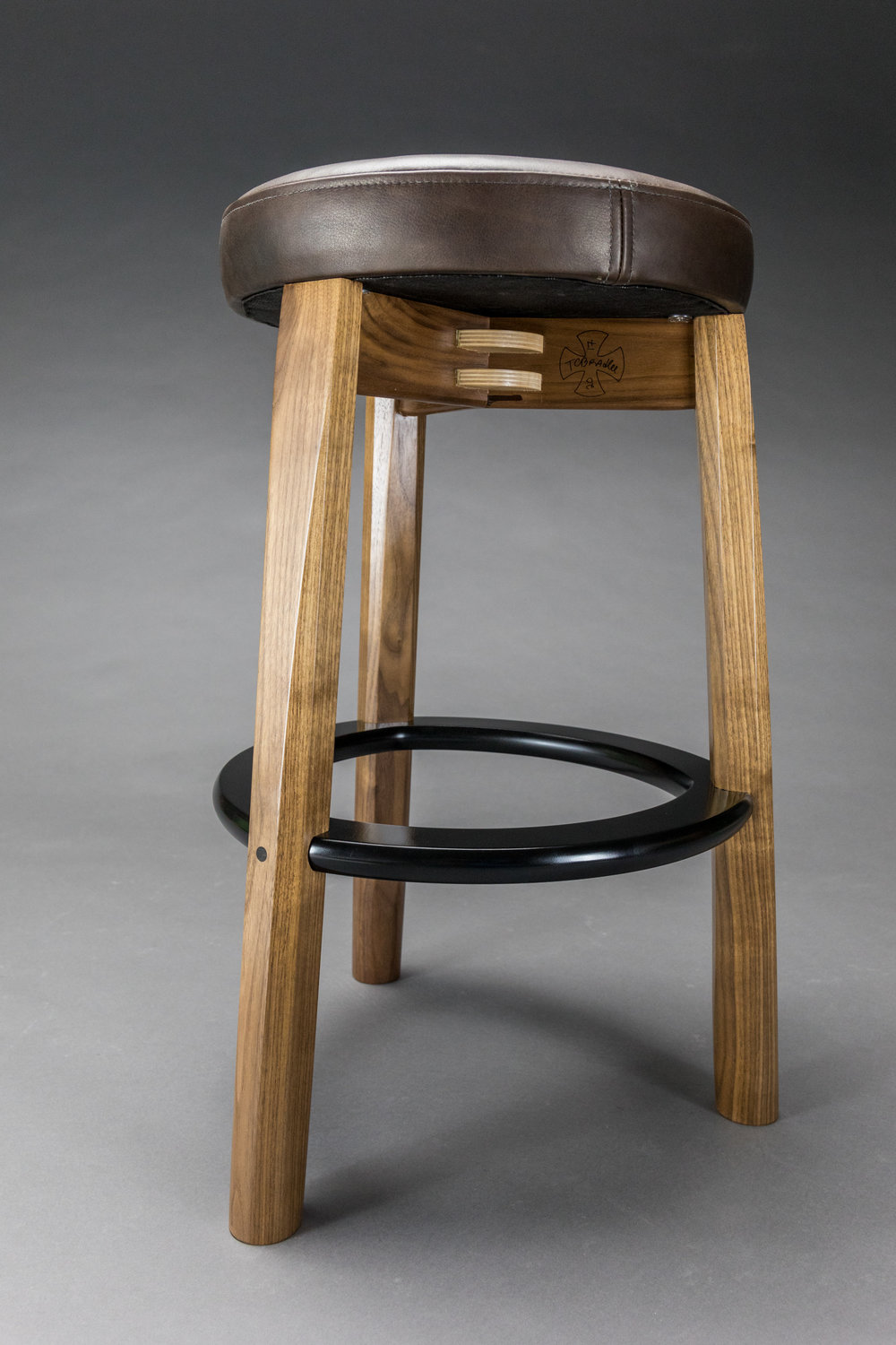 Bar stool, counter height