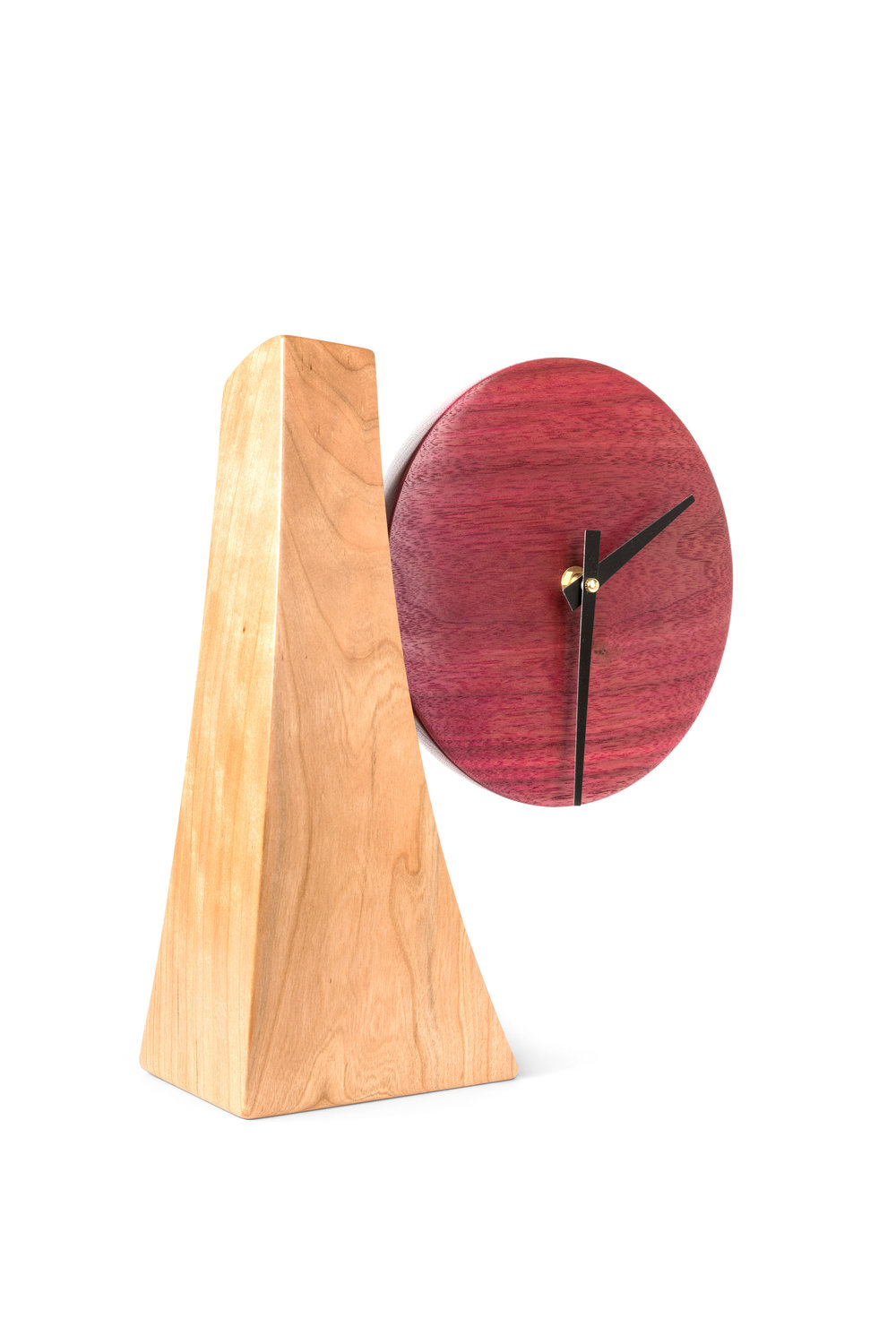 Adjustable desk clock