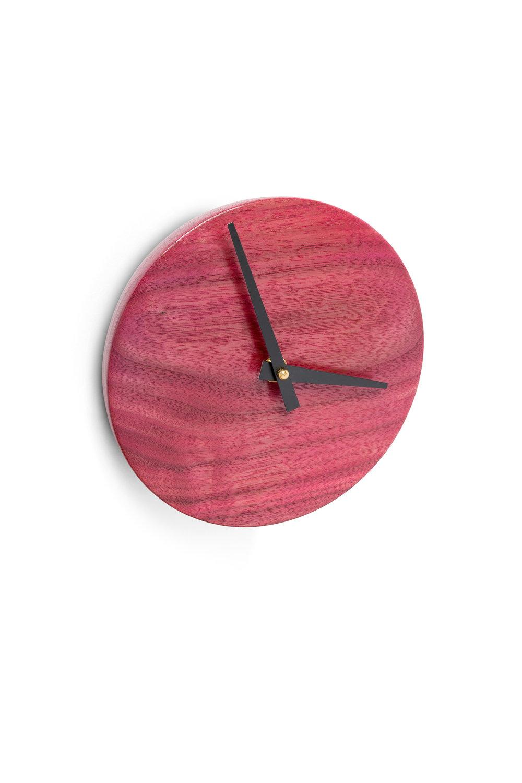 Wall clock 2018
