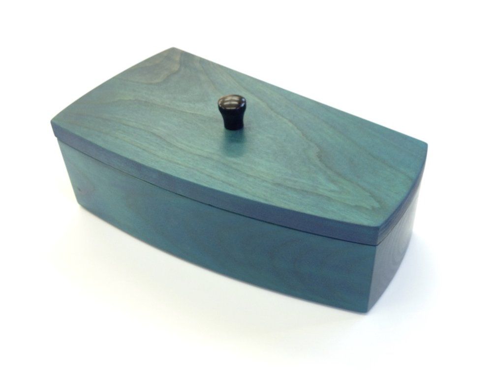 rectangle blue box