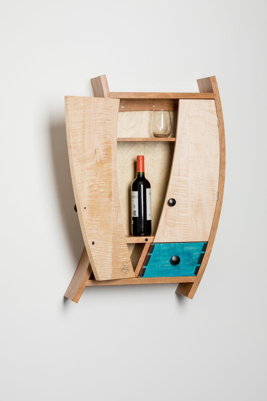 Liquor cabinet 2018