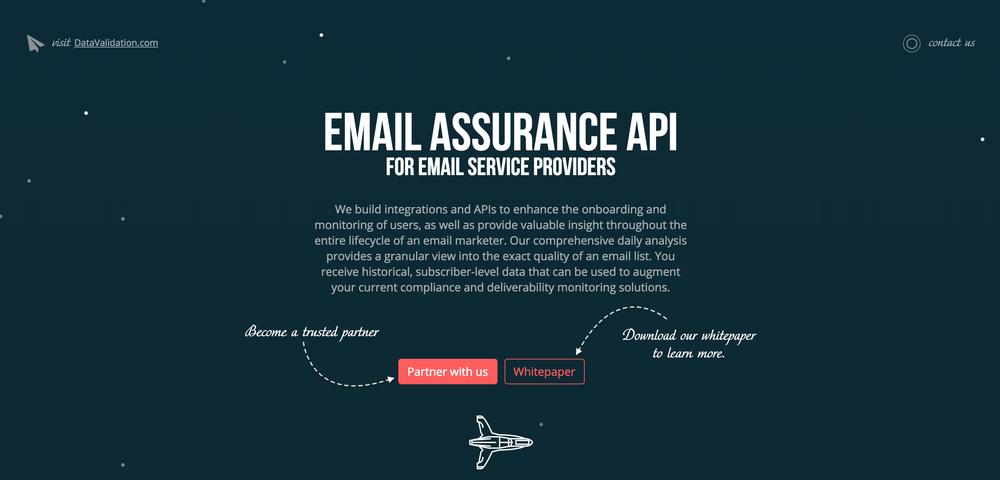 Email Assurance API
