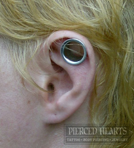 Ears pierced hearts tattoo parlor for Pierced hearts tattoo parlor