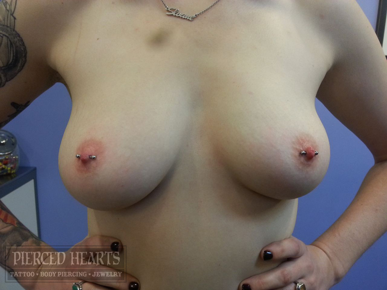 HORIZONTAL NIPPLES