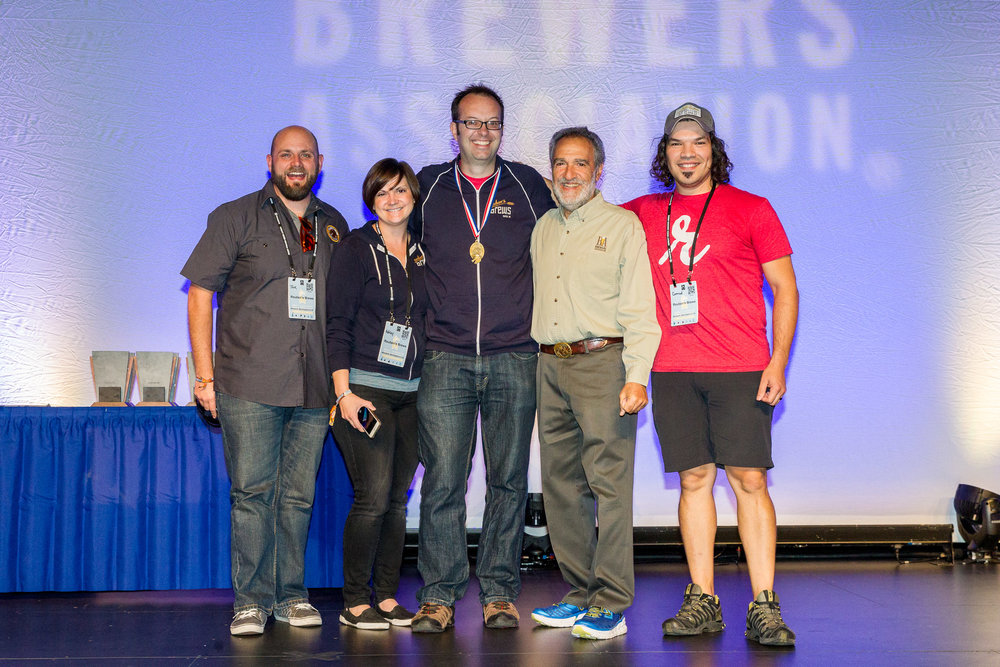 GABF 2016 Gold with Charlie.jpg
