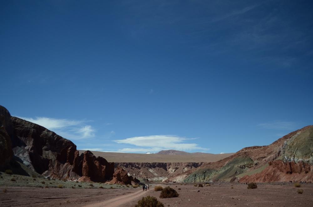 Valle del Arcoiris (Rainbow Valley) // 16 april 2015