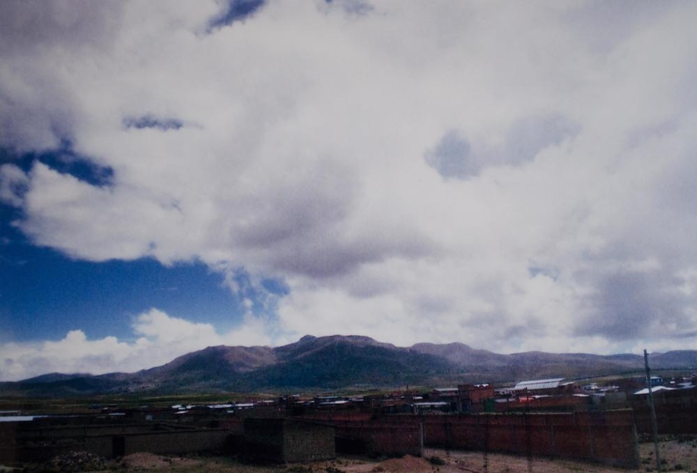 sunny day in bolivia // february 2015