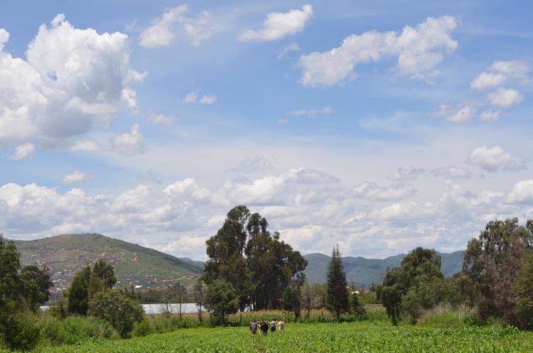 more photos of Vinto, Bolivia here
