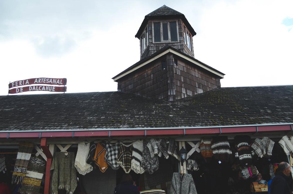 Artisan Fair in Dalcahue