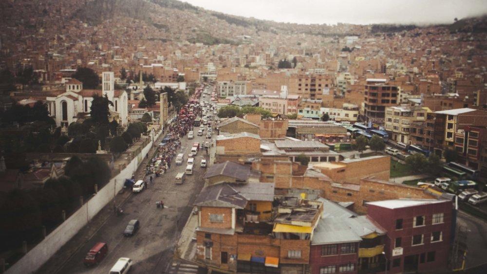 35mm  La Paz