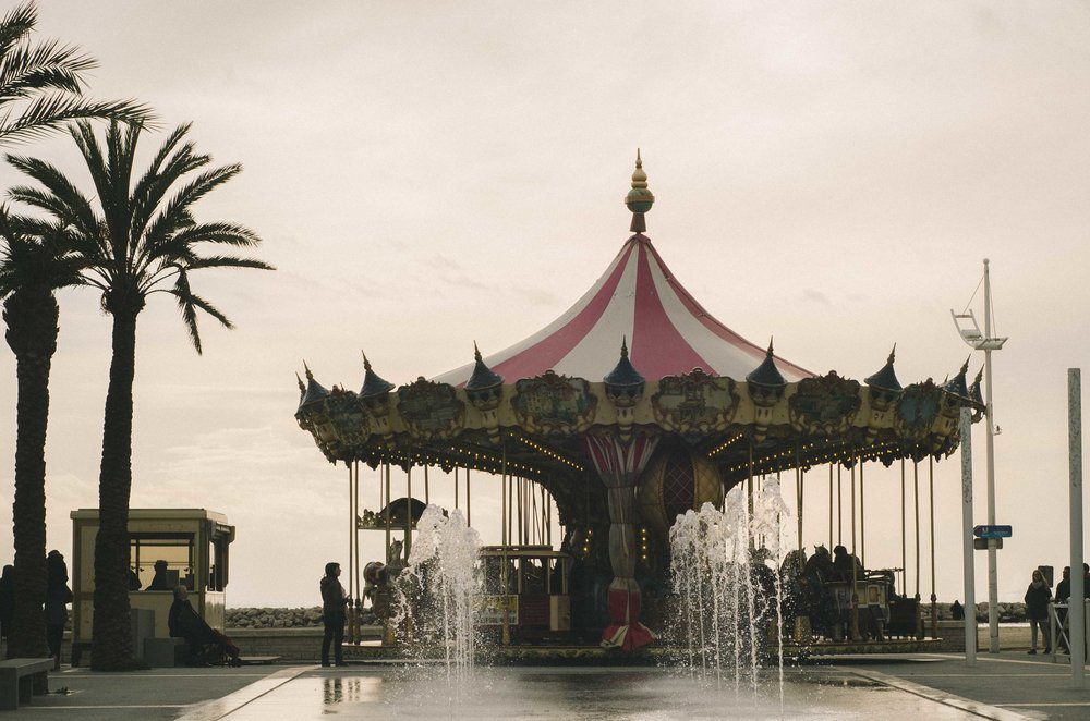 march 5 // carousel
