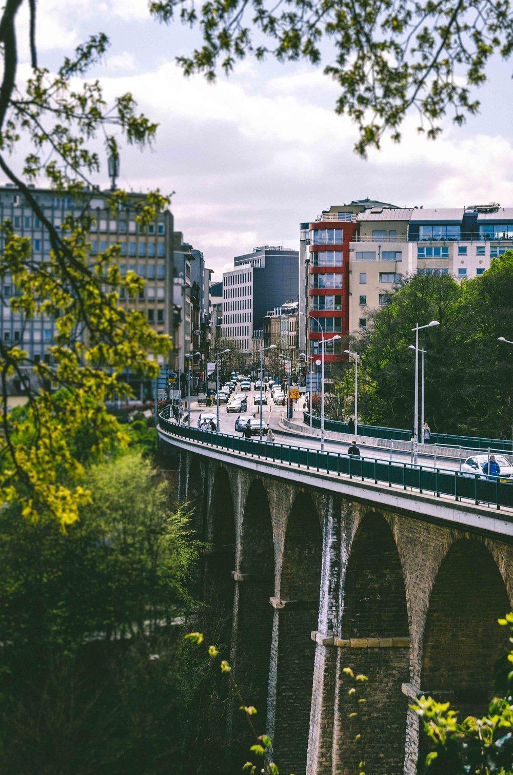 La Passerelle bridge