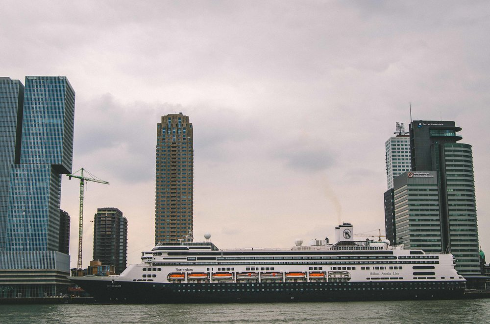 Industry // Holland America Line