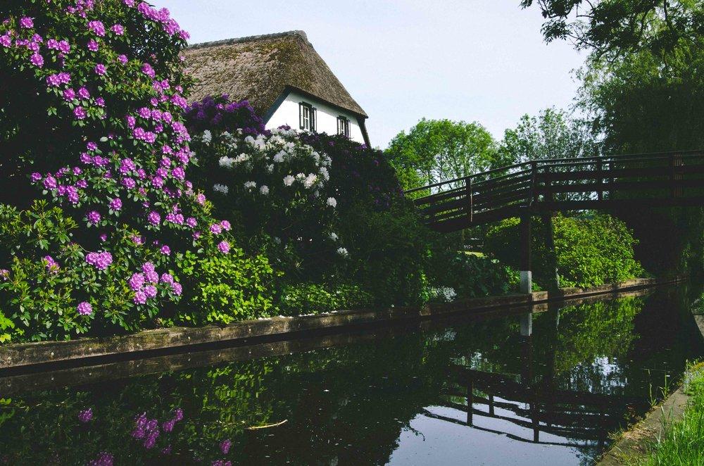 Netherlands: Giethoorn -