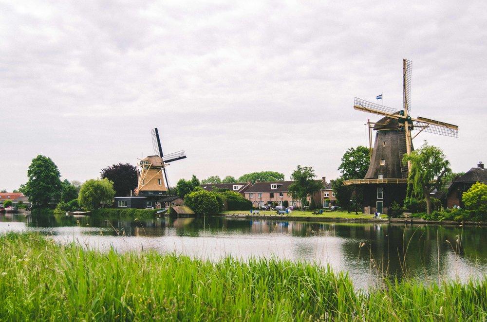 Netherlands: Weesp -