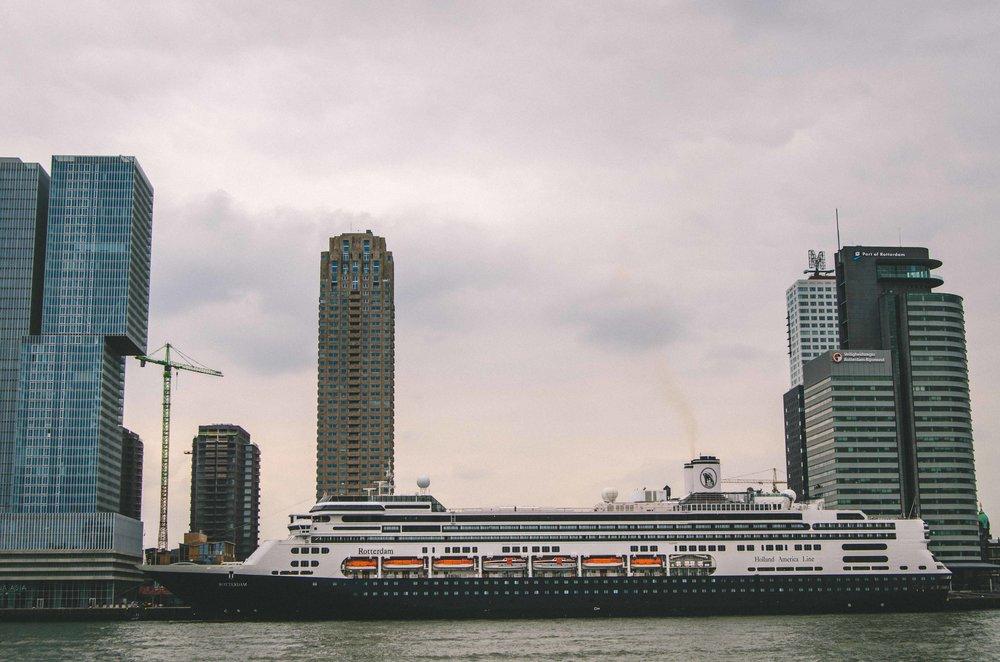 Rotterdam // Holland America Line