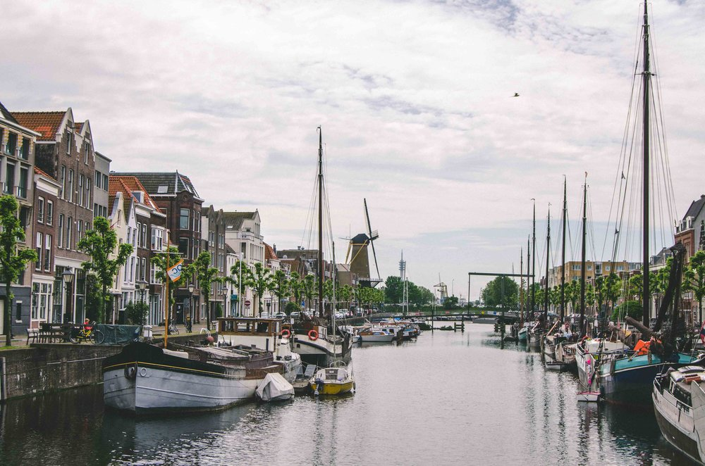 Rotterdam // Delfshaven