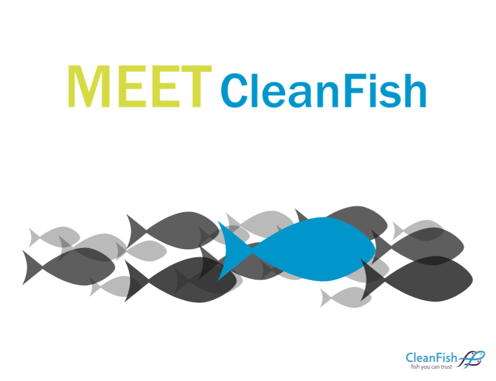 CleanFish presentation   Introductory presentation for sustainable seafood start-up.