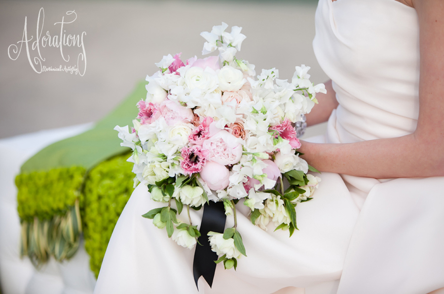 COASTAL OMBRE as seen in Ceremony Magazine — Adorations Botanical ...