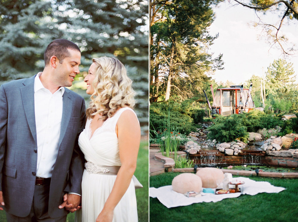 www.thestyledsoiree.com | Photo: Sara Lynn | Rocky mountain engagement session inspiration
