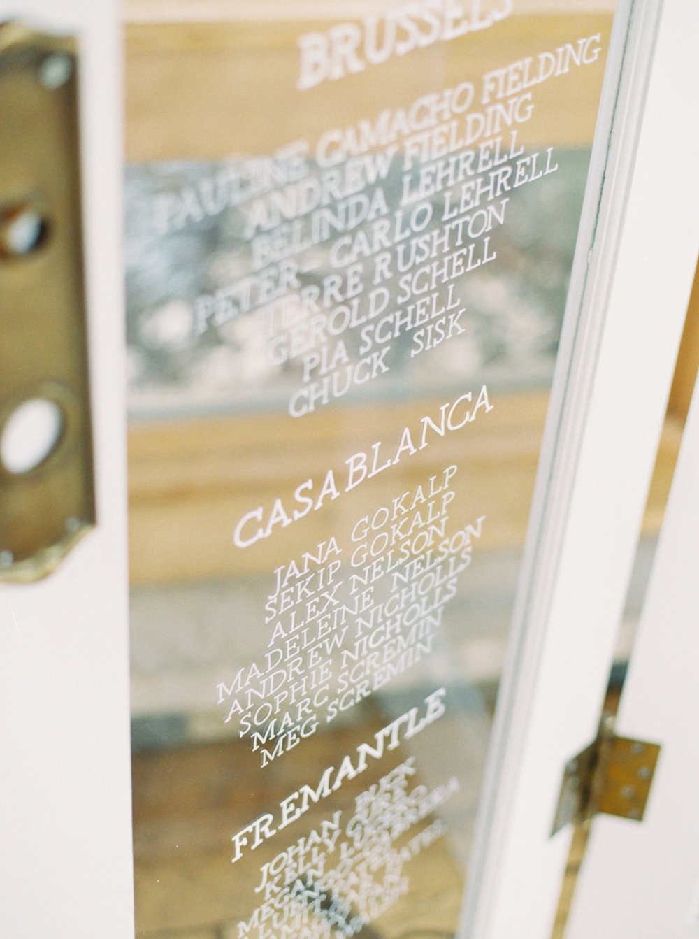 Wedding-Seating-Sign-Calligraphy-French-Doors-3