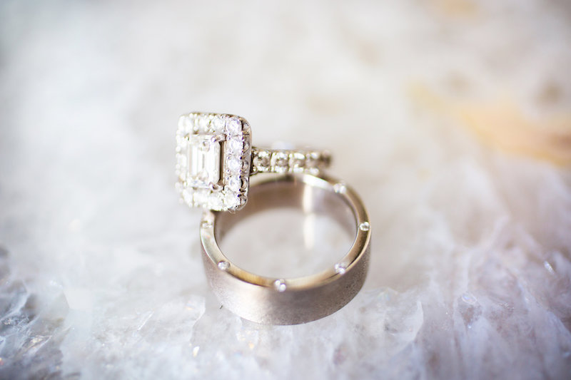 How to ensure gorgeous ring photos on your wedding day by The Styled Soiree, photo by  Studio KH
