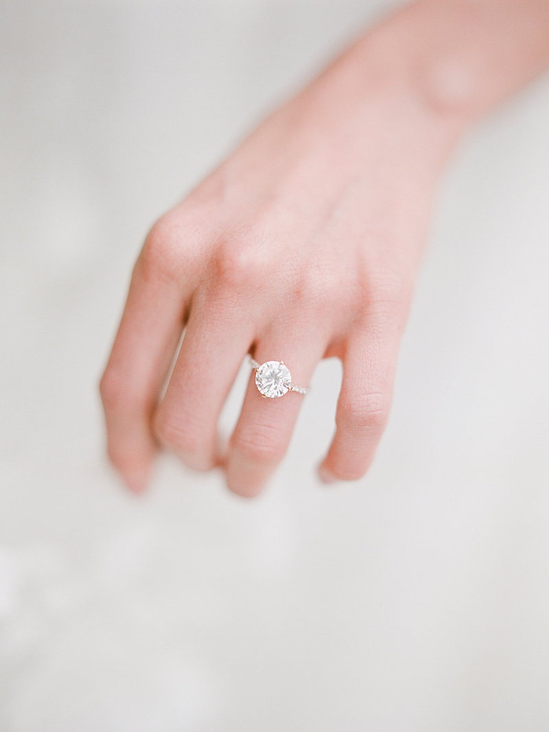 Beautiful ring from  Susie Saltzman , styled by The Styled Soiree and photographed by  Michele with one L