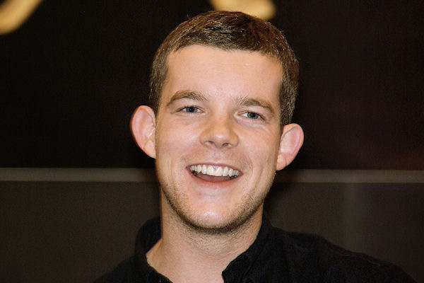 Russell Tovey. Photograph by Charlotte Pritchard.