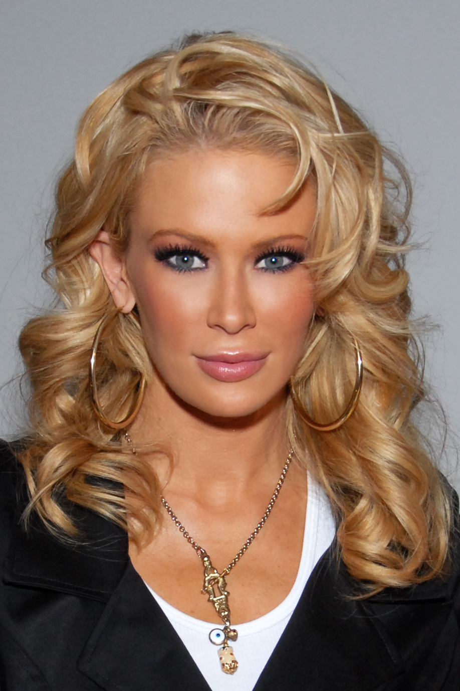 Really popular:  Jenna Jameson in 2008. Photograph by Glenn Francis of PacificProDigital.com.