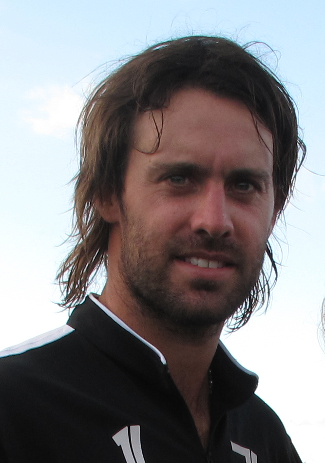 Facundo Pieres, the world's top-ranked polo player, was in action in the Royal Salute Cup at Greenwich Polo Club.