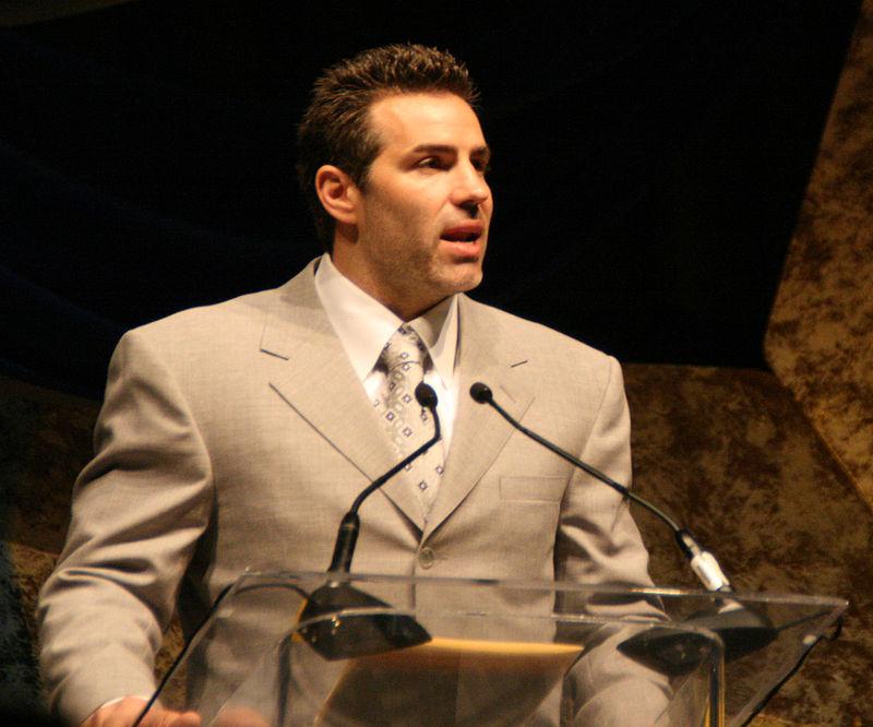 Kurt Warner in 2007. Photograph by John Trainor