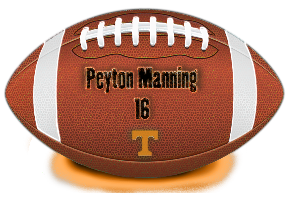 Peyton Manning's number was retired by the University of Tennessee in 2005. Is his number (18) up with the Denver Broncos?