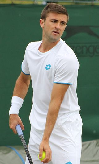 Tim Smyczek – the 112th-ranked tennis player in the world and a genuine sportsman.