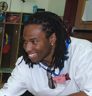 Arizona Cardinals' wide receiver Larry Sullivan, seen here at the Child Development Center on Incirlik Air Base in Turkey in 2006, won the NFL's new Art Rooney Award for sportsmanship.   Photograph by Senior Airman Larry Reid Jr.