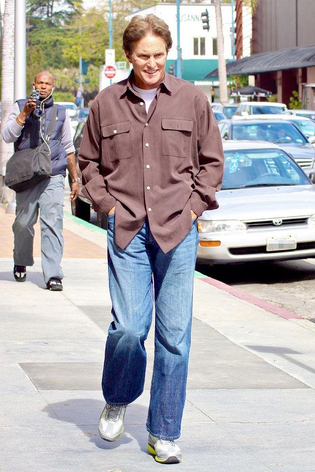 Bruce Jenner in 2011