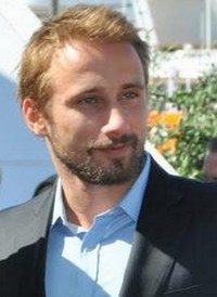 Matthias Schoenaerts at the 2012 Cannes Film Festival. Photograph by Georges Biard.