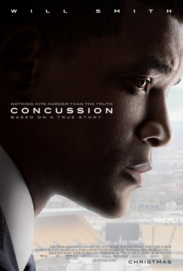 "Poster for the film ""Concussion"""