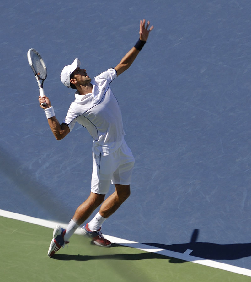 Novak Djokovic finds himself at the center of the latest chapter in the tennis match-fixing saga.