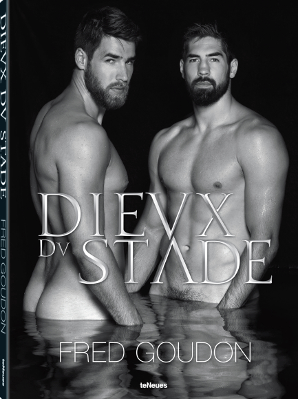 © Dieux du Stade by Fred Goudon, published by teNeues, www.teneues.com. Luka & Nikola Karabatic, © 2015 Fred Goudon & STADE SAS. All rights reserved.