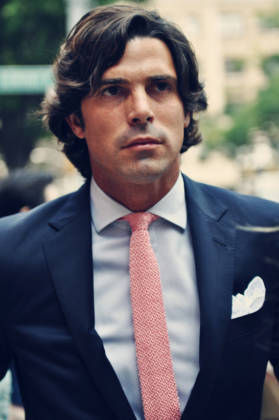 Nacho Figueras. Photograph by Jiyang Chen.