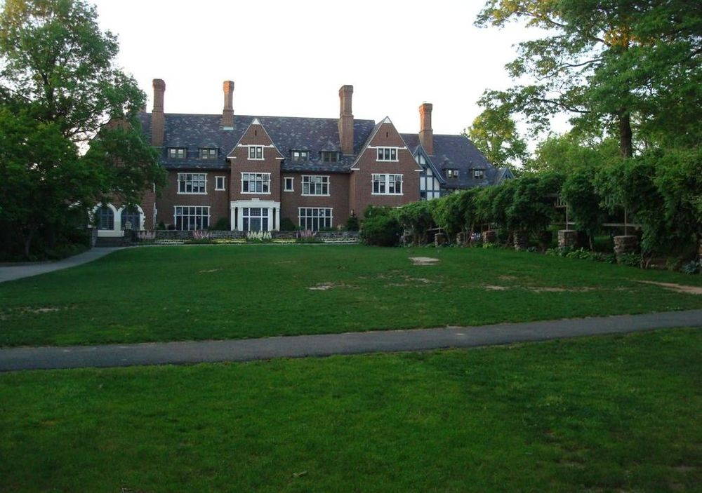 Sarah Lawrence College in Yonkers, N.Y., where I wrote my entrance essay on a desire to understand people.